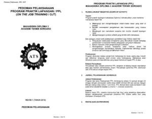 44_Contoh Pedoman Pelaksanaan OJT-ATS_DA