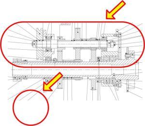 Gambar 13_Gambar Susunan Sistem Transmisi Kepala Tetap