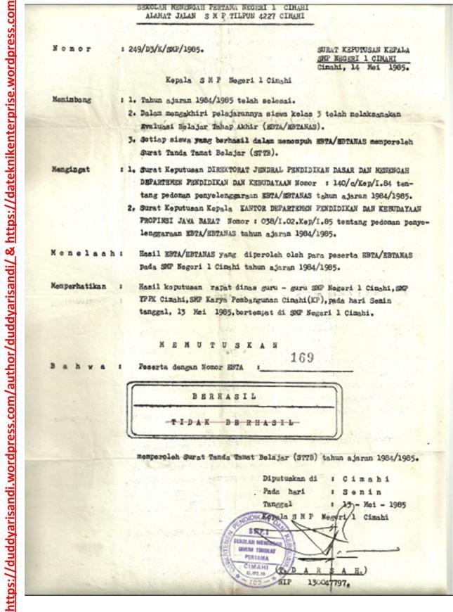 Gambar-59_Surat Penerimaan Siswa SMPN-1 Cimahi_Duddy Arisandi